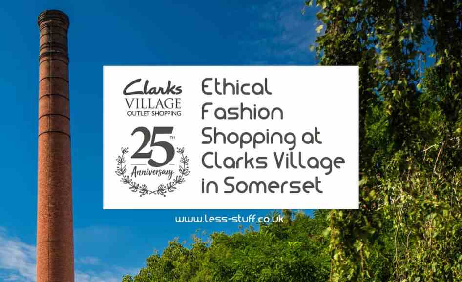ethical shopping at clarks village