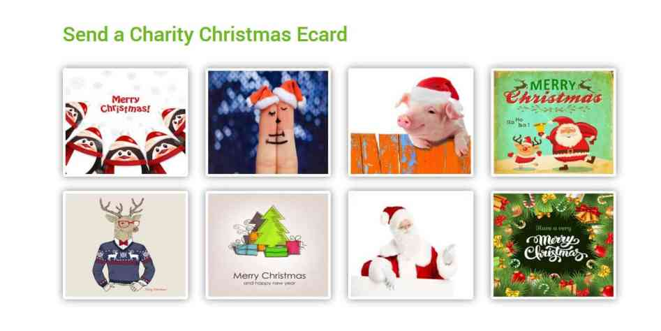 super easy to send - Send Christmas Cards