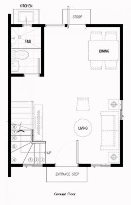 lessendra frielle ground floor plan