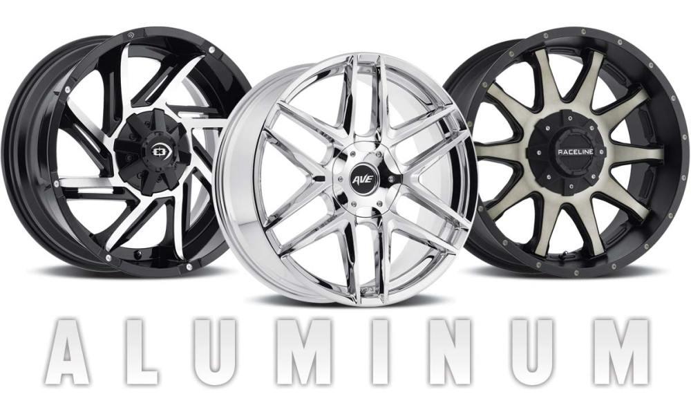 medium resolution of aluminum wheels