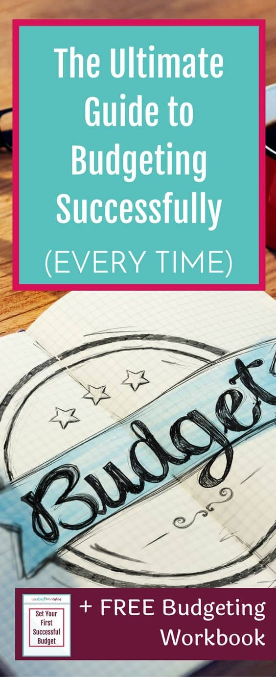 How to budget successfully is going to be different for everyone, which is why there are so many different budgeting tools and methods.