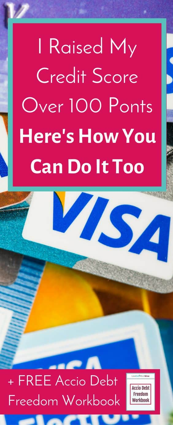 how to get your credit score up canada