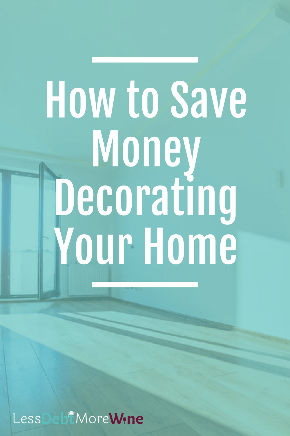 How to save money decorating your home | DIY | home deco | decorating your home on a budget