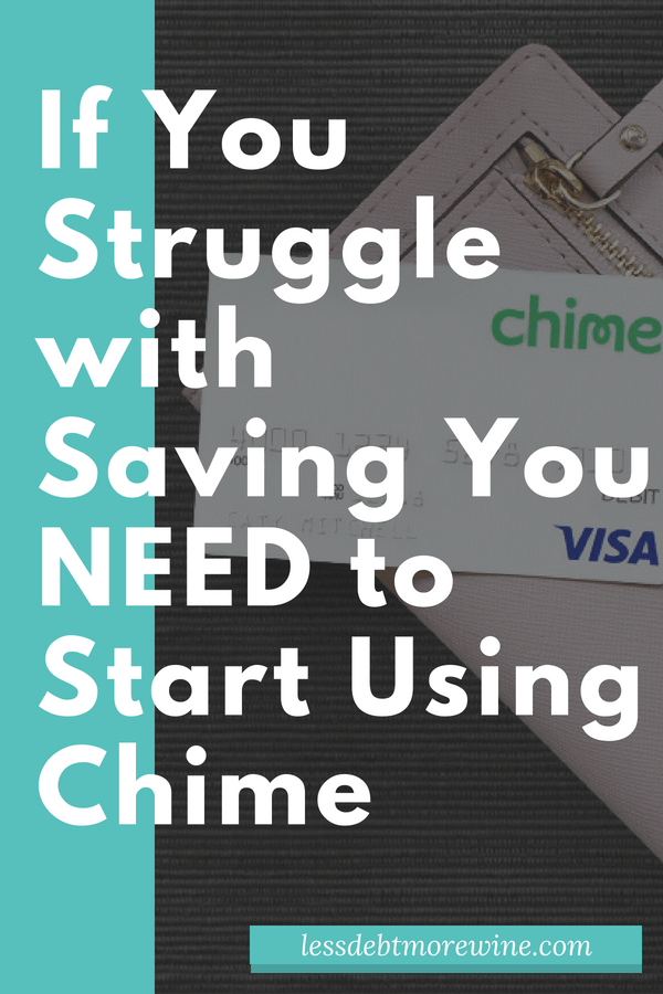Saving money can be tough, but then came Chime. Now I find it super easy to save money on autopilot. It's great seeing my savings grow every month! If you're wondering what its like to get started and saving with Chime check out this review! #savemoney