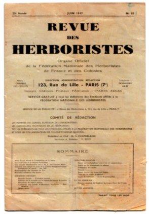 revue-herboristes-1947