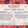 Chakra 1 Integrité Vitalité Systéme articulaire Muladhara