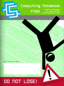 F452 Computing