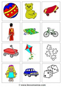 Toys Worksheets And Downloads