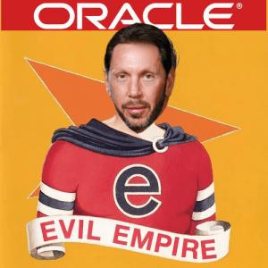 Oracle is Evil