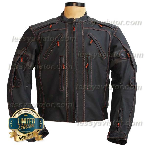 Vulcan Motorcycle Jacket Leathers