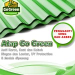HARGA ATAP GO GREEN TERMURAH TERBARU 2019