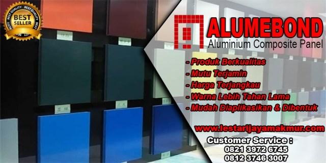 Harga Aluminium Composite Panel