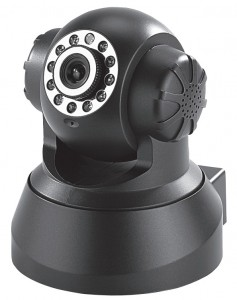 Test: 7Links WLAN-IP-Kamera mit IR & Bewegungserkennung