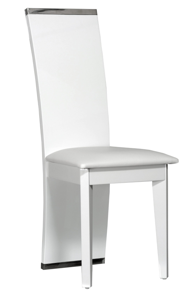Chaise Blanche Design Chaise Design Pas Ch Re Lot De 4