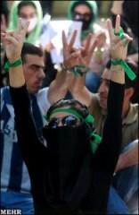 Proteste in Iran (foto di .faramarz)