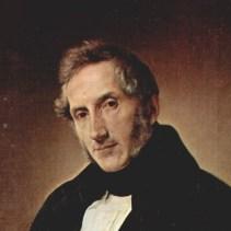 Alessandro Manzoni (ritratto di Francesco Hayez)