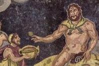 Ulisse e Polifemo (mosaico, Piazza Armerina)