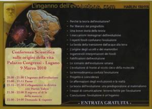 Conferenza creazionista 2