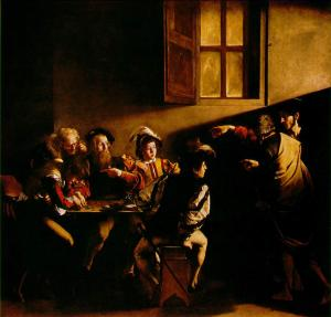 Vocazione di san Matteo (Caravaggio)