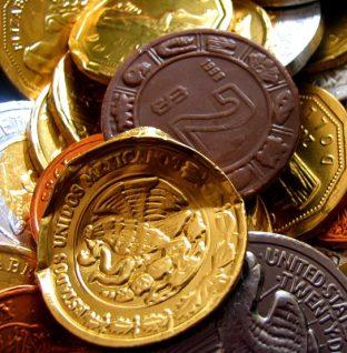 Monete buone (da mangiare) e cattive (da spendere)