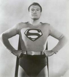 Superman (George Reeves, anni '60)