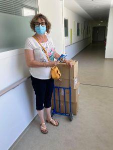 Livraison hôpital Carcassonne