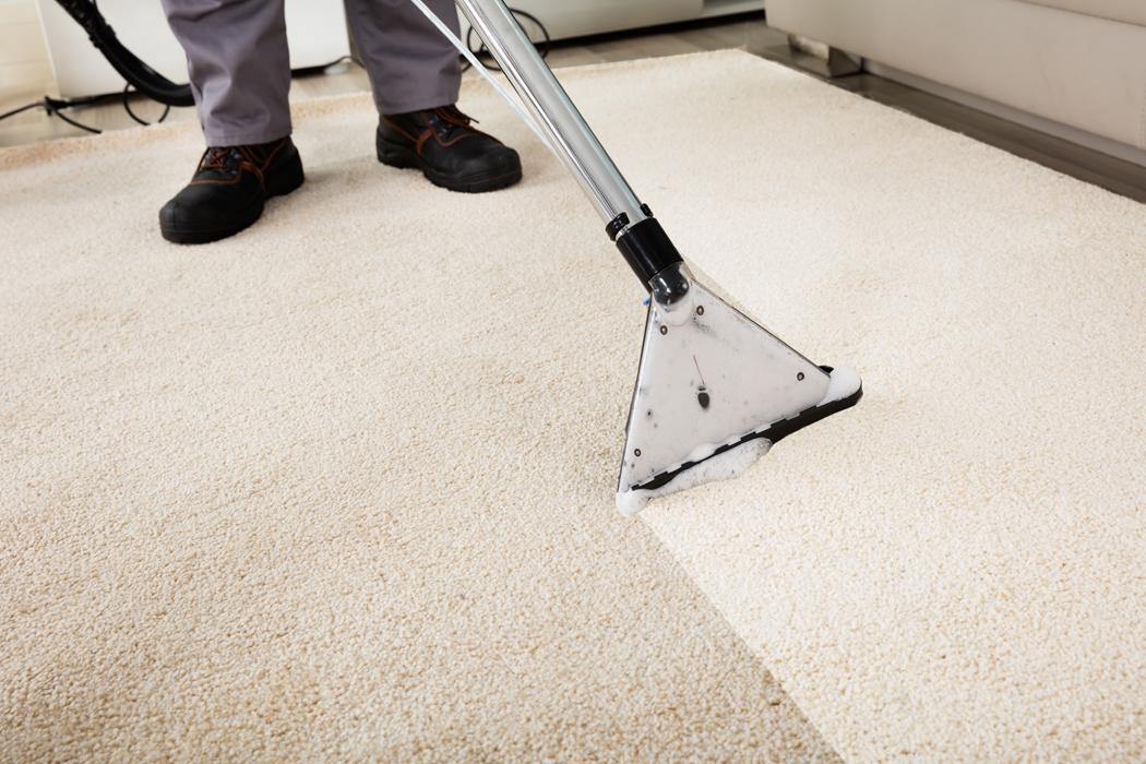 comment nettoyer un tapis les trocheures