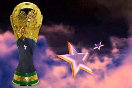 Mondial 2018 pour une étoile de plus