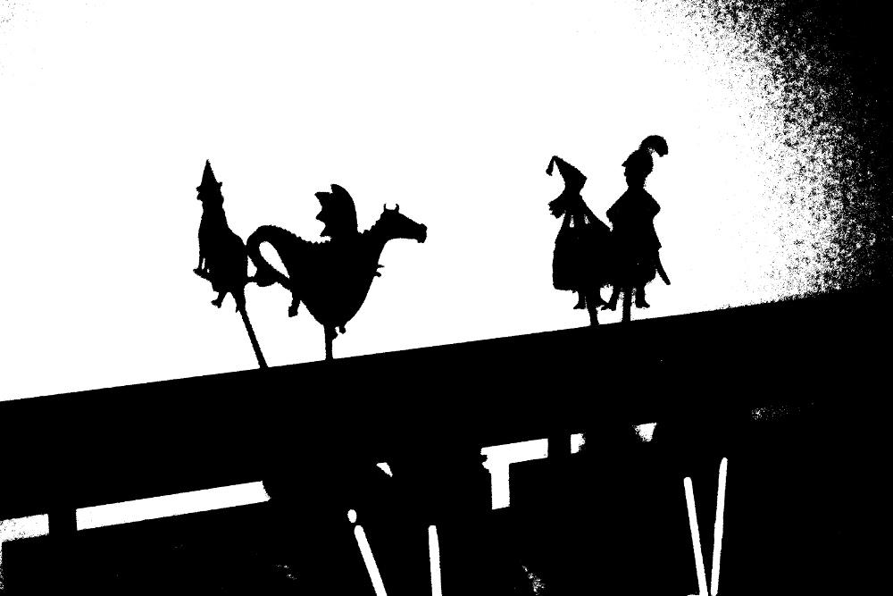 JOUETS  On joue aux ombres chinoises  Les Trouvailles de Josphine
