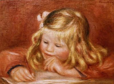 Renoir_lezione _di_ scrittura