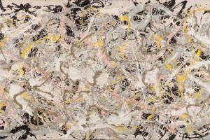 """Pollock e gli irascibili. La scuola di New York. L'intuibile esito di """"un'intuizione"""""""