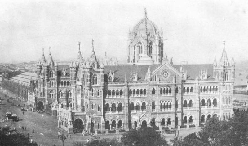 Victoria station Mumbai CENCELLI