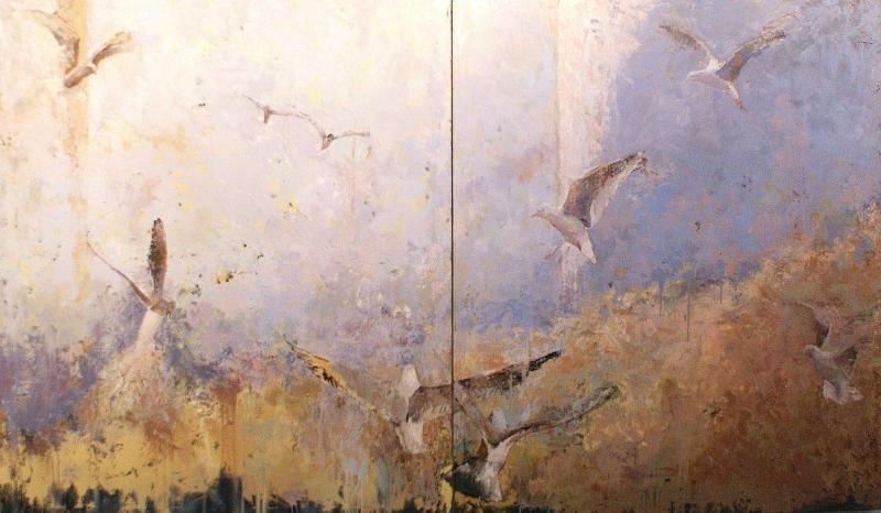 Davide Puma, L'importanza dei vuoti (dittico)