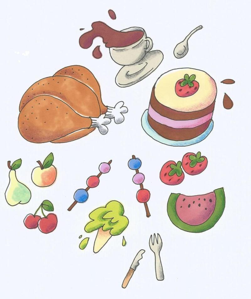 La dieta di Babbo Natale di Giordana Galli l'EstroVerso