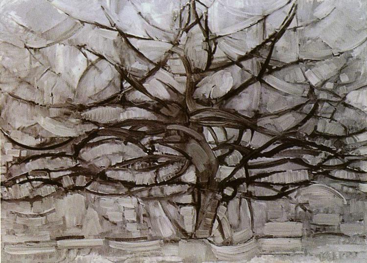 Piet Mondrian, The Grey Tree