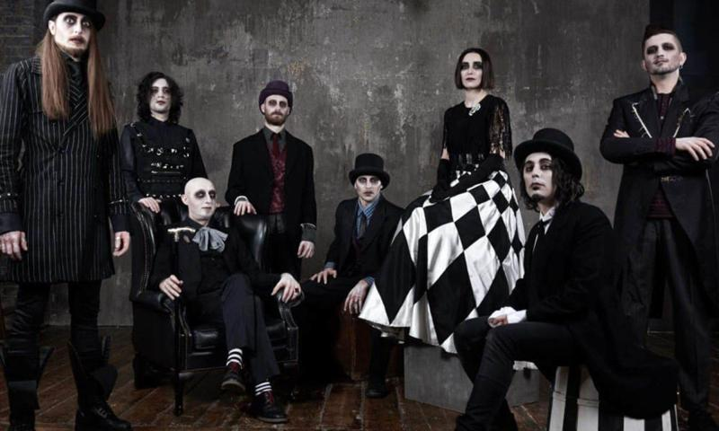 "Catania attende ""Spleen Orchestra – Tim Burton Show"", unica tappa siciliana a cura di Blow Rock & ETNA COMICS"