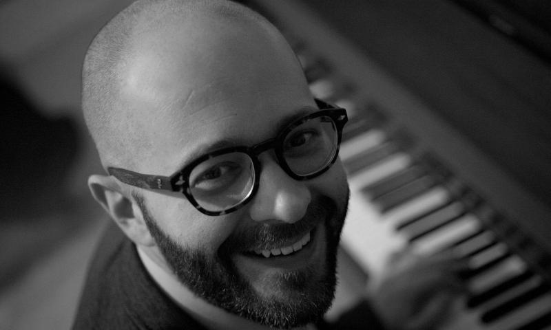 """Michele Paoletti, """"la poesia è un dialogo incessante""""."""