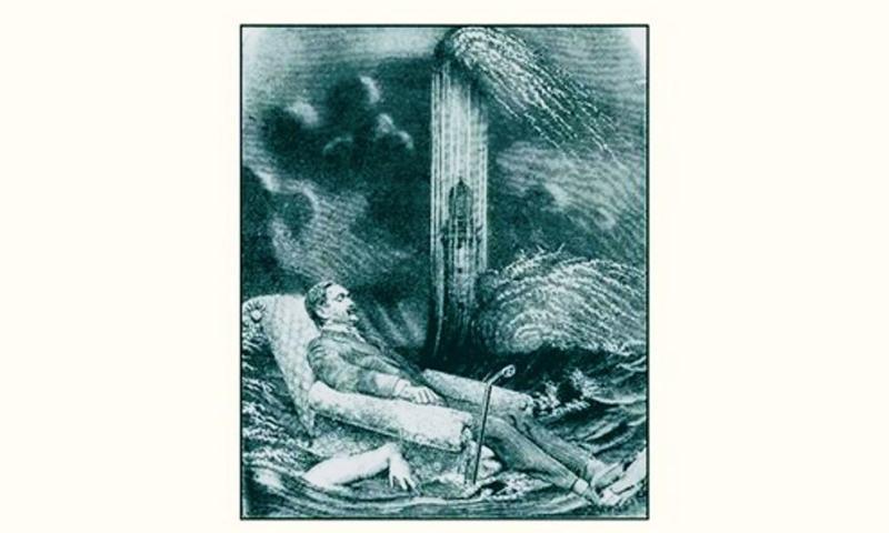 L'io esce di scena (e dal Novecento). Immersioni di Riccardo Emmolo.