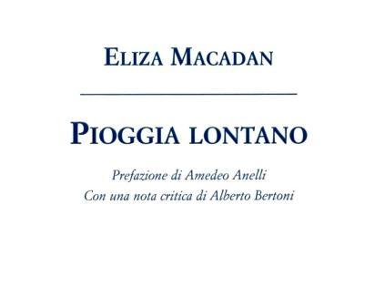 """L'immaginario di Eliza Macadan in """"Pioggia lontano"""" per """"unire il cielo alla terra"""""""