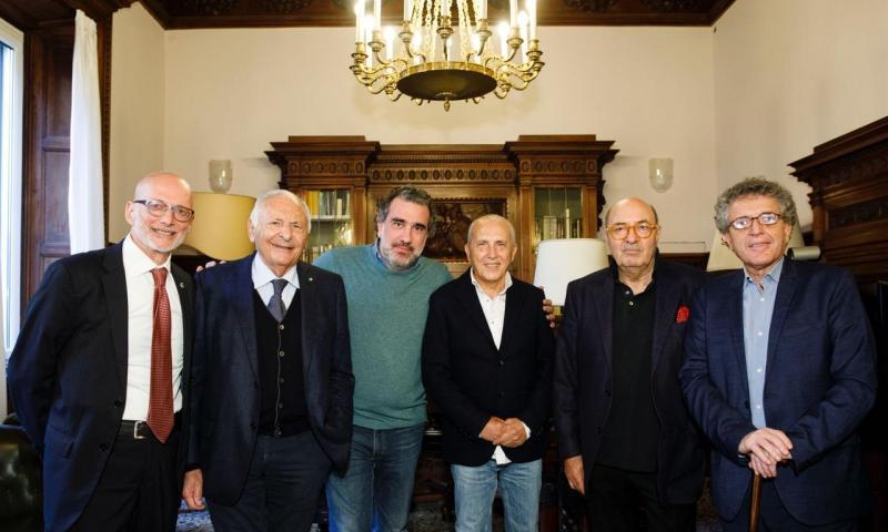 """""""La Capinera"""": il Teatro Massimo Bellini. Prima mondiale con musiche di Gianni Bella e liriche di Mogol"""
