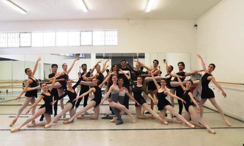 """""""La Bella Addormentata"""" al Teatro Massimo Bellini con il """"Bellini Ballet"""". Giusi Vittorino racconta le sue """"Fiabe in punta di piedi""""."""