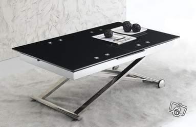 Table De Salon En Verre Ikea