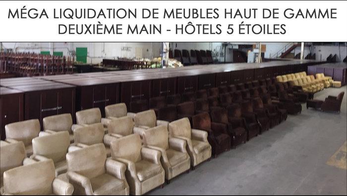 Liquidation Meubles Htels 5 Toiles Lesventesca