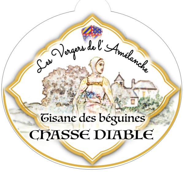 Tisane des beguines Chasse diable
