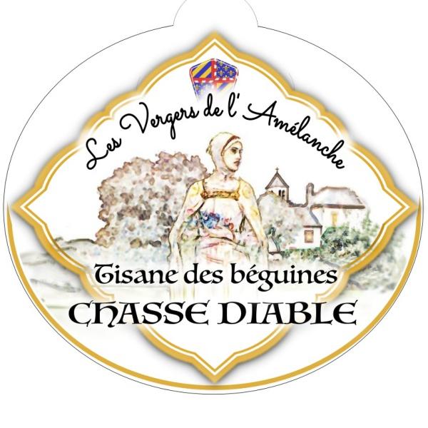 Tisane des Beguines – Chasse Diable – 20g