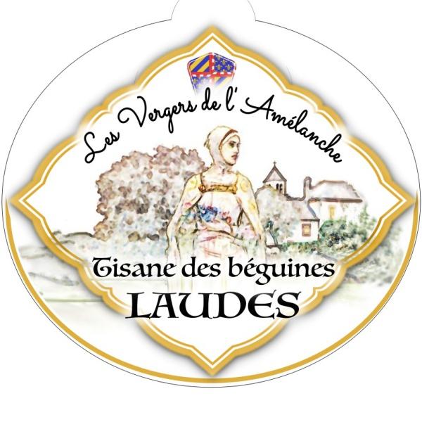 Tisane des Beguines – Laudes – 20g