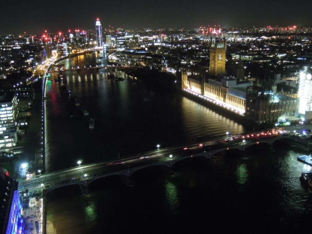 Londres – Jour de l'an 2017