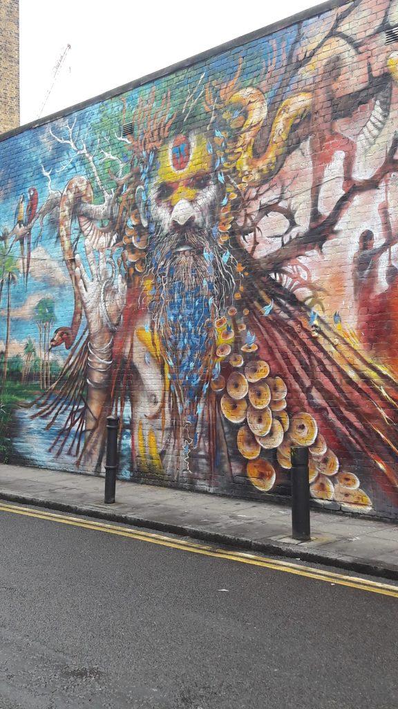Londres - Jour de l'an 2017 40