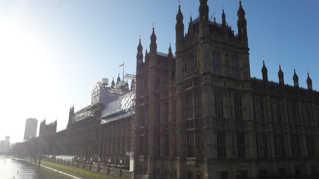 Londres - Jour de l'an 2017 11