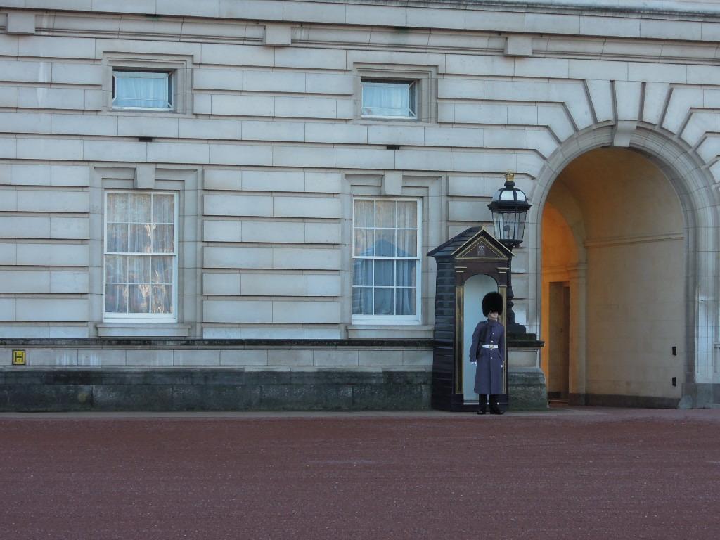 Londres - Jour de l'an 2017 16